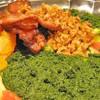 Fiesta Spinach Salad